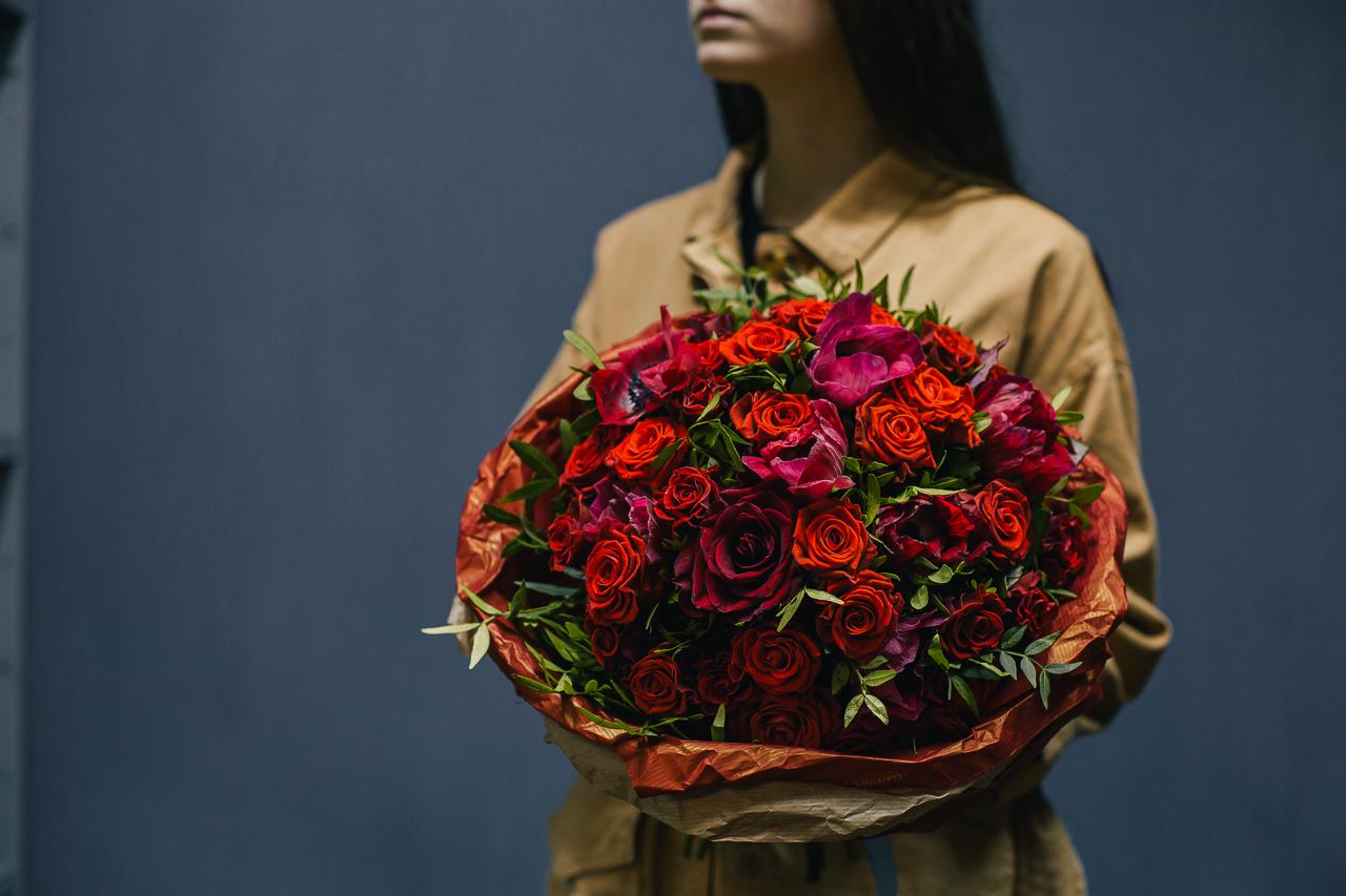 Доставка цветов, заказать букет рыбинск