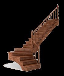 обшивка лестница