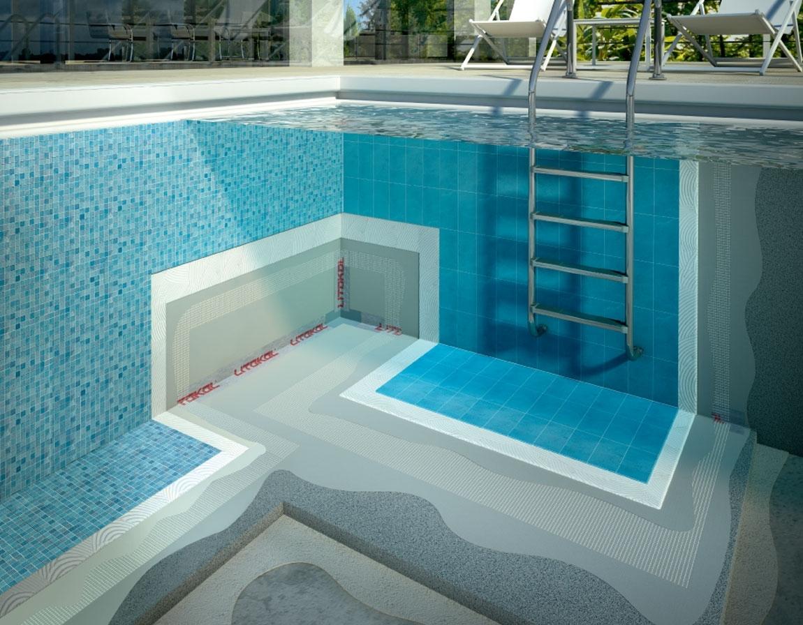 купить гидроизоляцию бассейна
