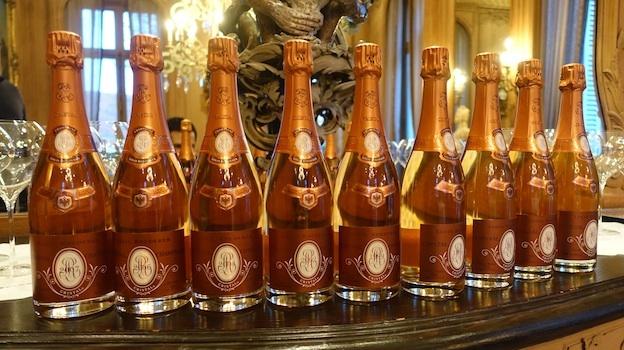Champagne Louis Roederer Cristal vertical