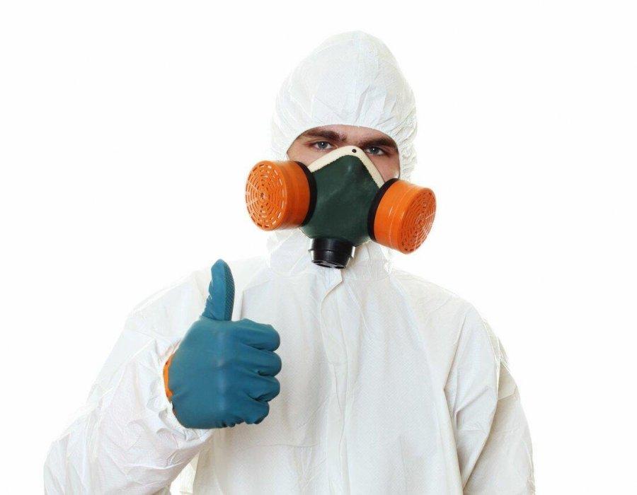 Kā sagatavoties dezinsekcijai un dezinfekcijai.