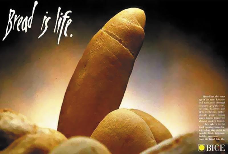 Кто Есть Секс Хлеб Фото