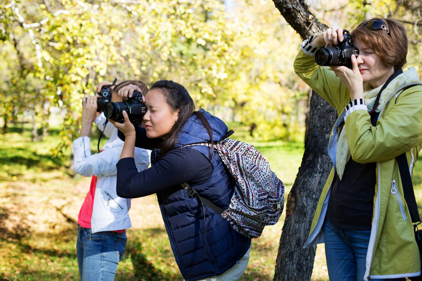 Хорошие курсы фотографии в москве для начинающих