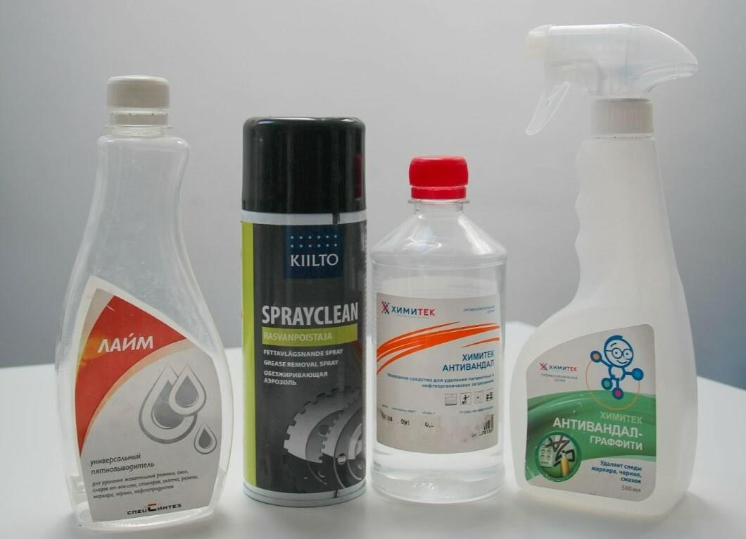 Правильно подобранные средства и знания технологии помогают справляться со сложными загрязнениями и берегут поверхности