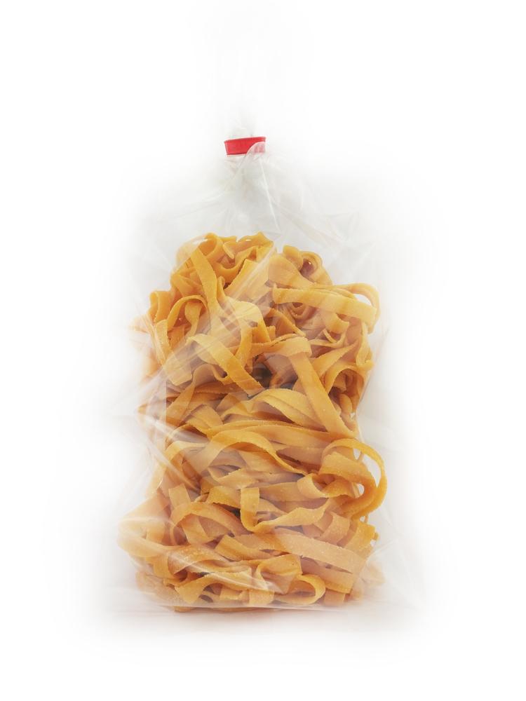 Упаковка сухой пасты от Плантос