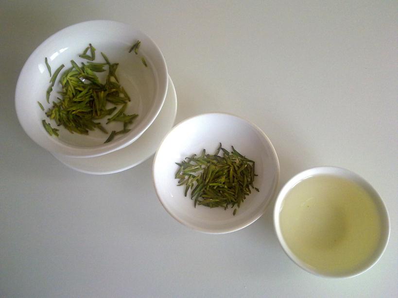зелёный чай - green tea
