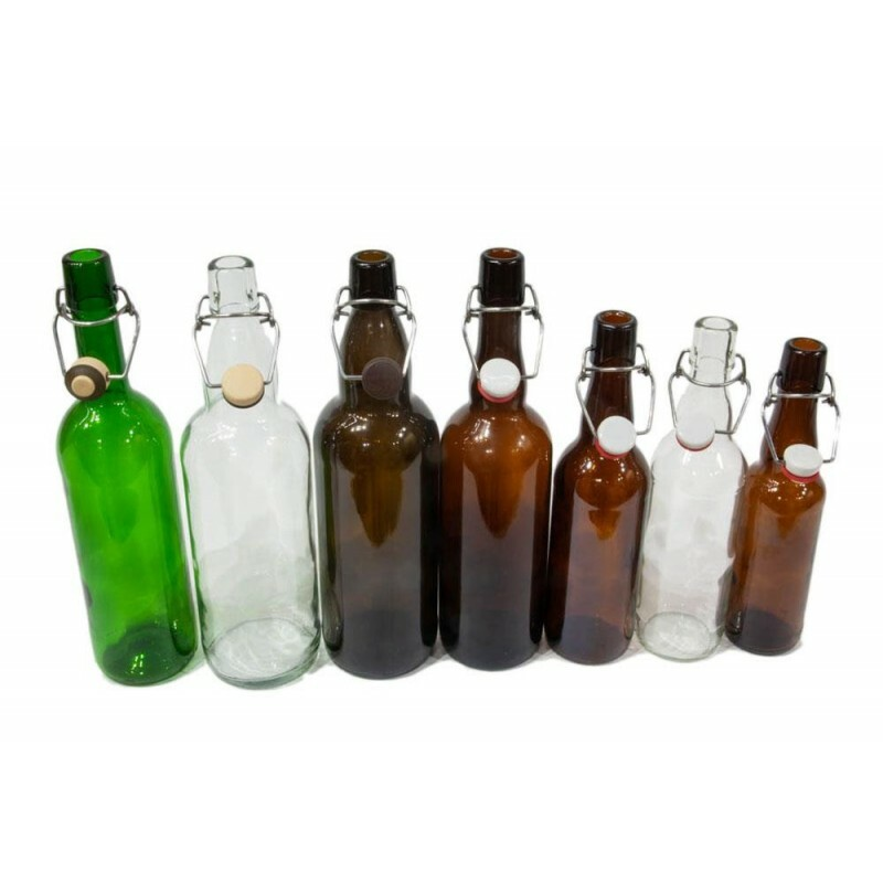 Чем удобна бугельная бутылка?