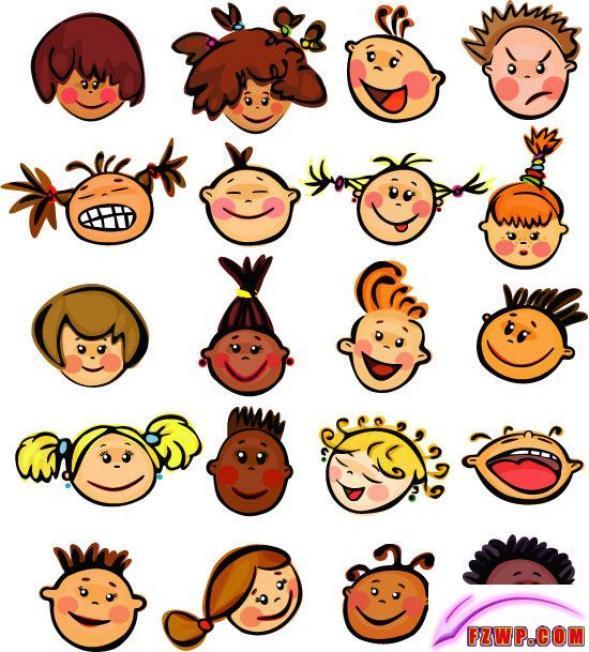 Картинки веселые детские лица