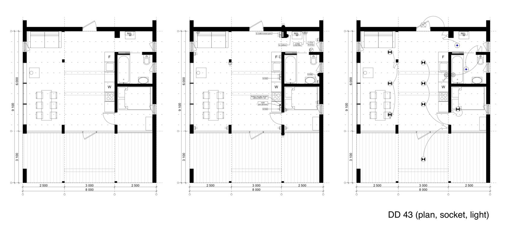 Dubldom Modular Houses Europe Electrical Wiring Diagram 3 Bedroom Flat