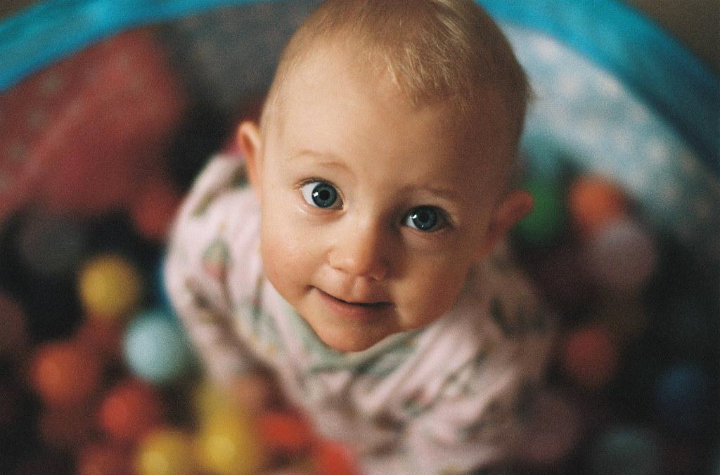 Пример фотографий на фотоплёнку Kodak Portra 160