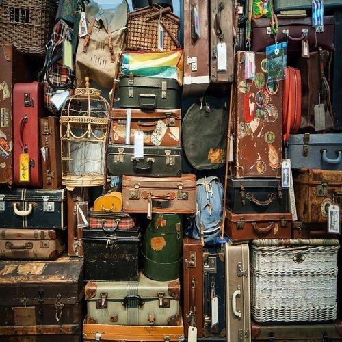 Хранение личных вещей в контейнере 40 фут.