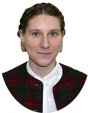 Эрин преподаватель носитель языка из США