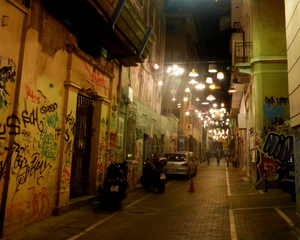 QULON street lighting control system in Greece
