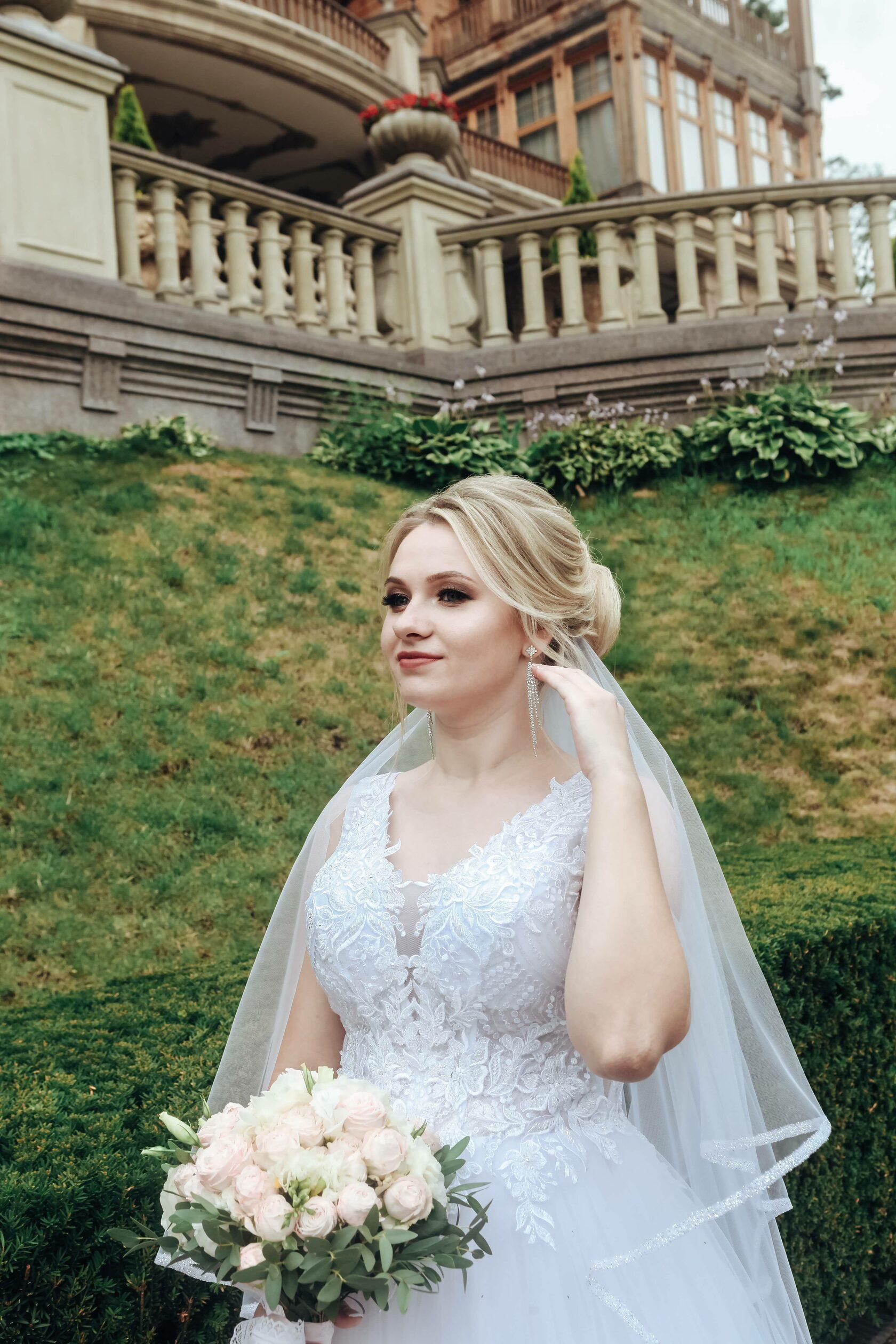 фотосессия невесты Киев