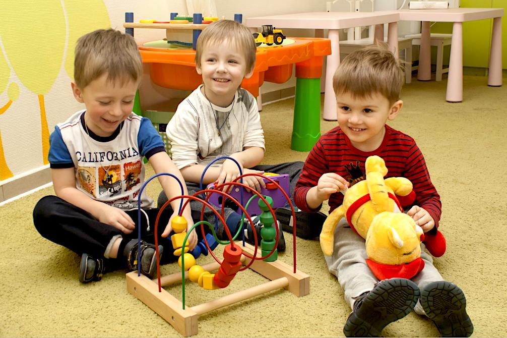 детский сад Коммунарка, детский сад Тропарево