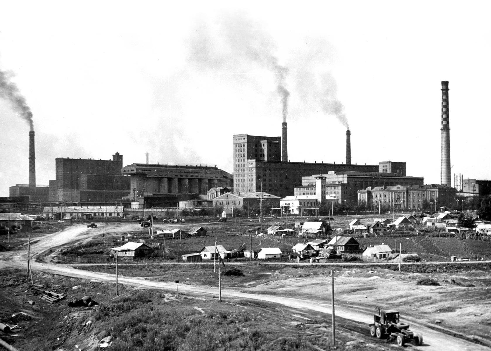 Картинки содового завода