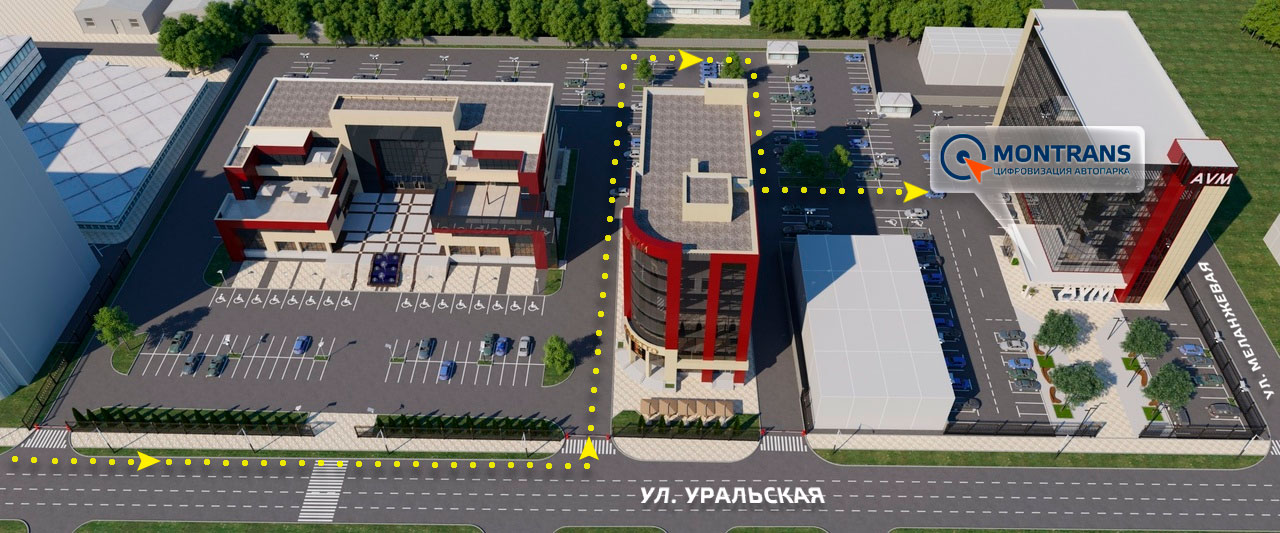 Мониторинг транспорта, тахографы в Краснодаре