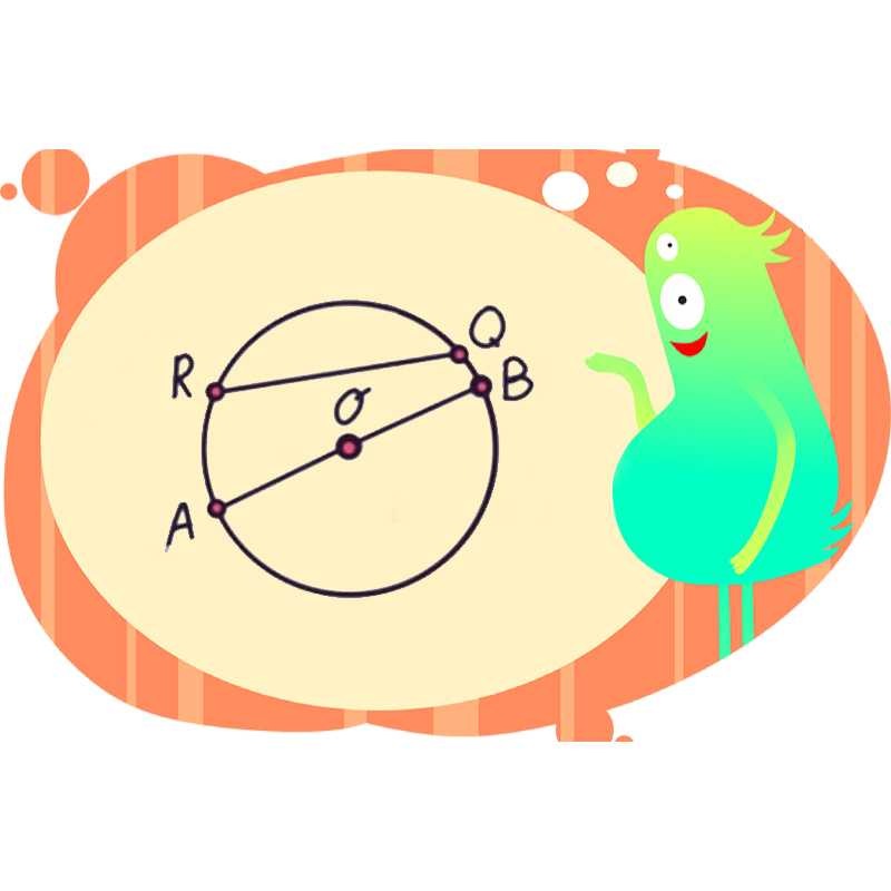 Шестеркин объясняет тему окружности круга