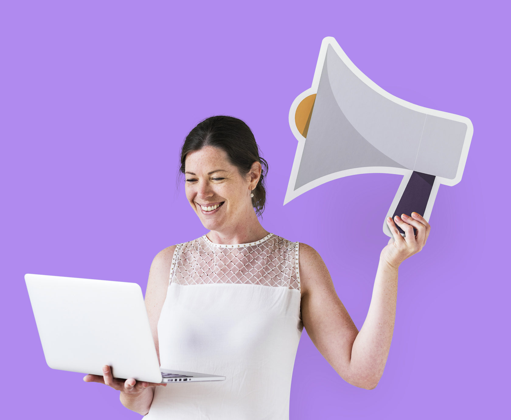 Голосовые сообщения в деловой переписке. МегаФон и Фонтанка.ру