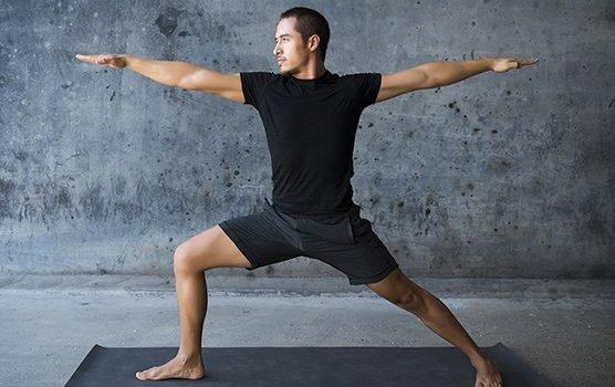 Студия йоги для мужчин