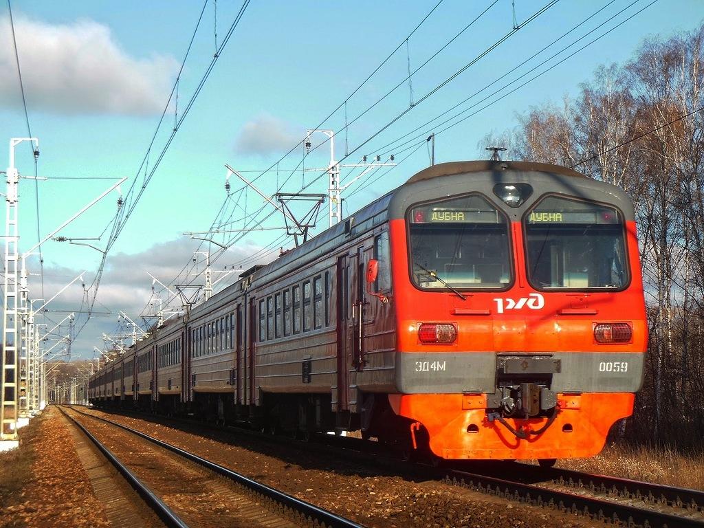 Сбой на Савеловском направлении МЖД произошел из-за оставленных в вагоне вещей