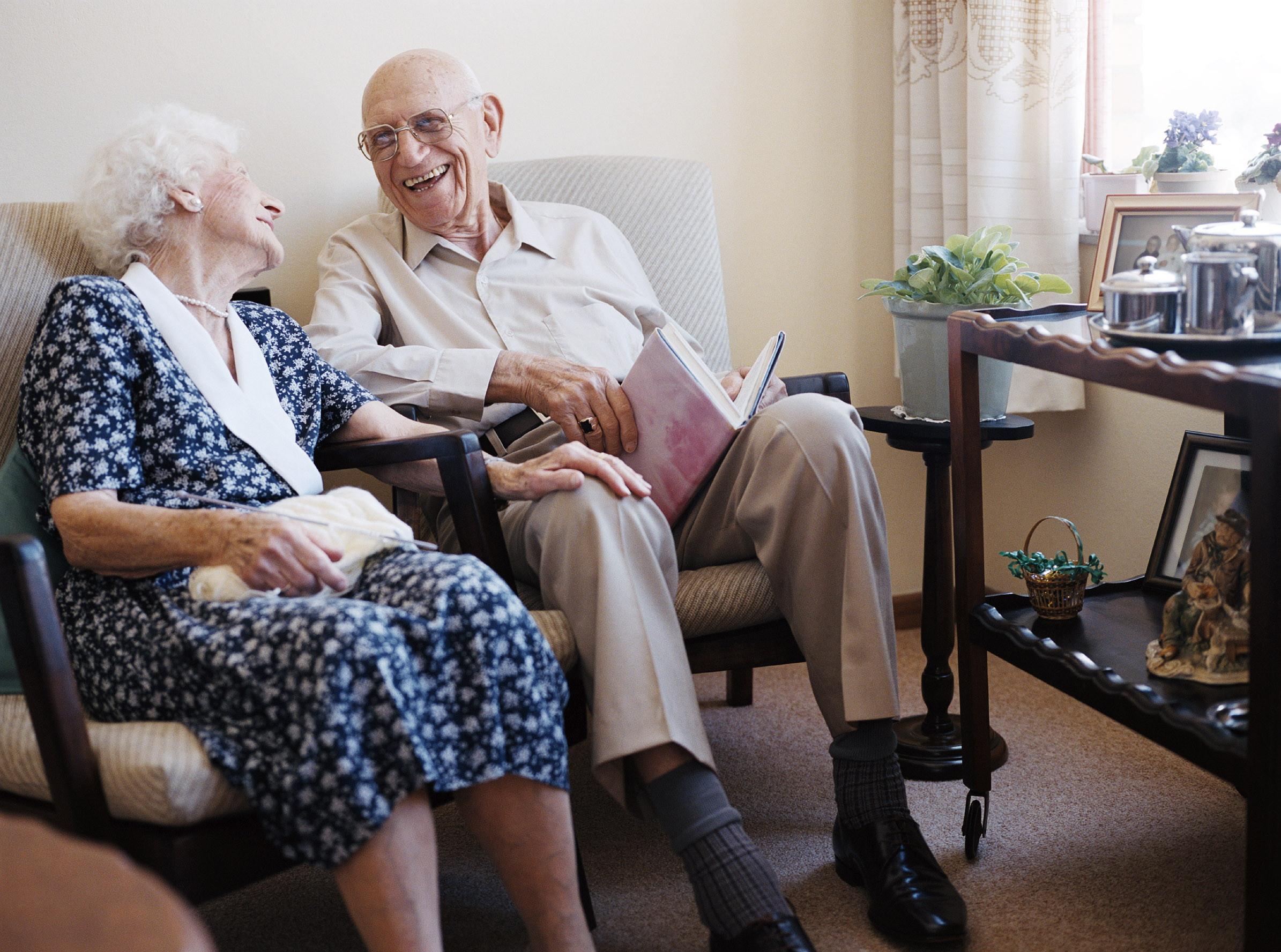 Преимущества частных пансионатов для пожилых