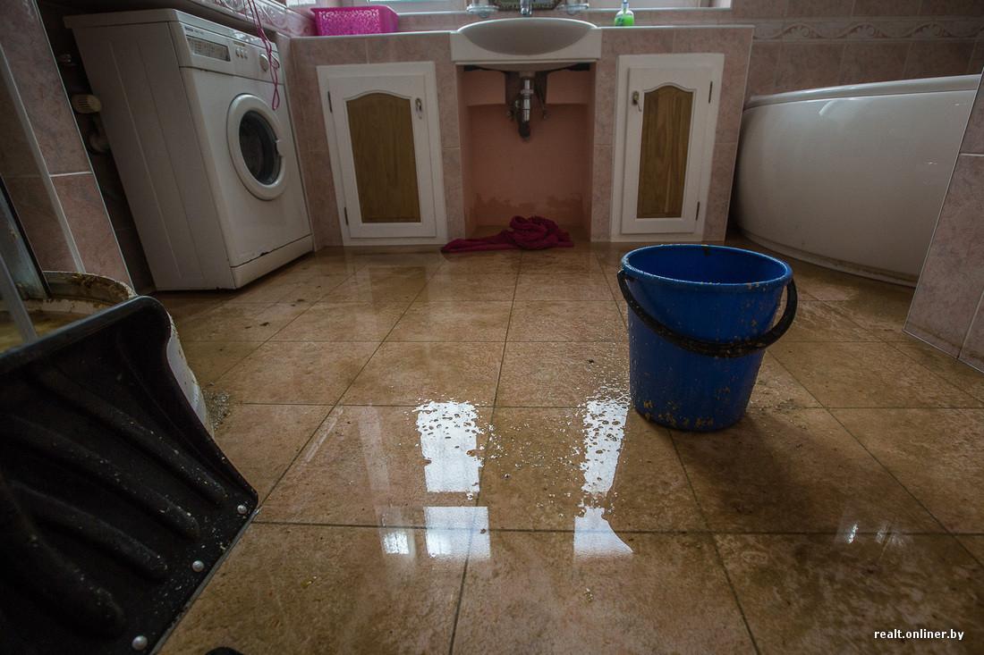 затопили соседи квартира не приватизирована