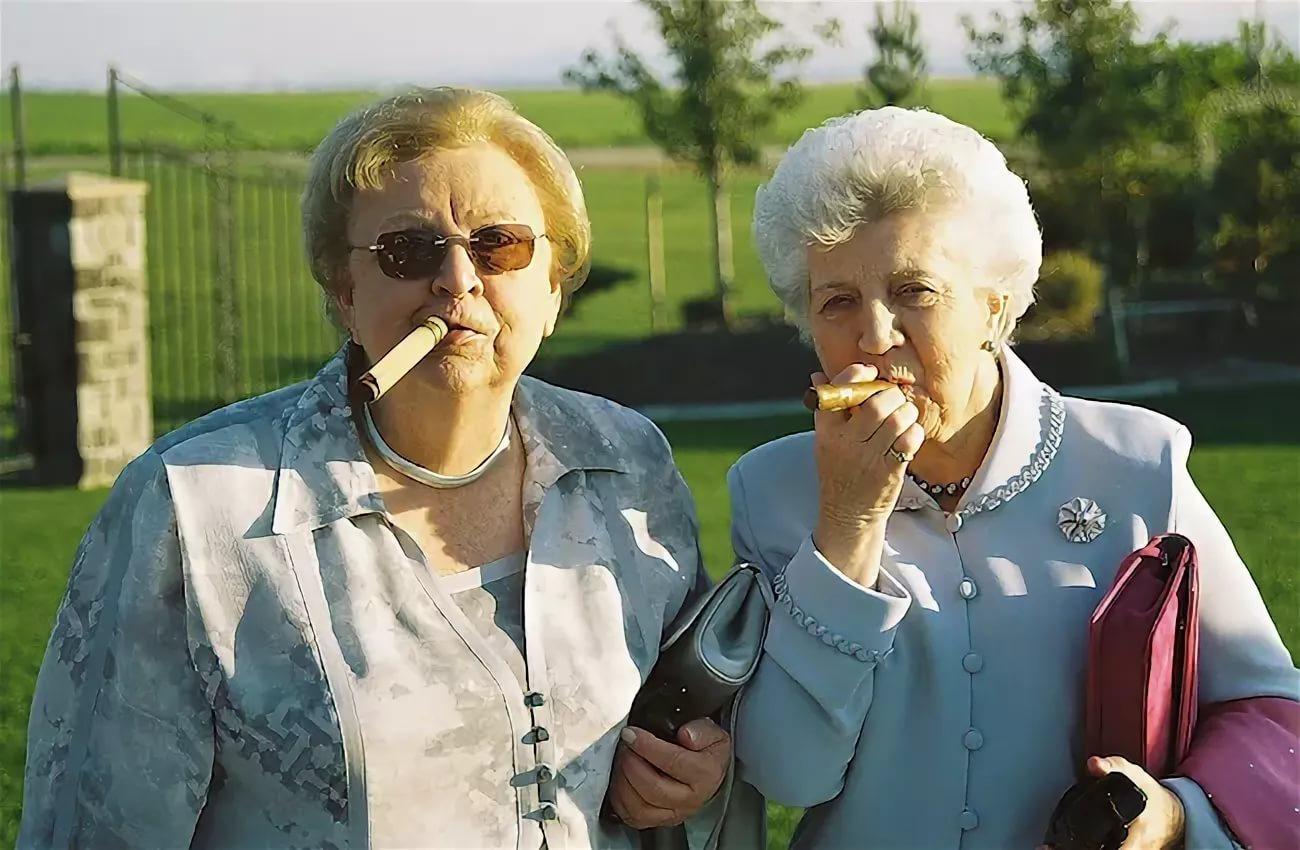 Картинки с бабульками