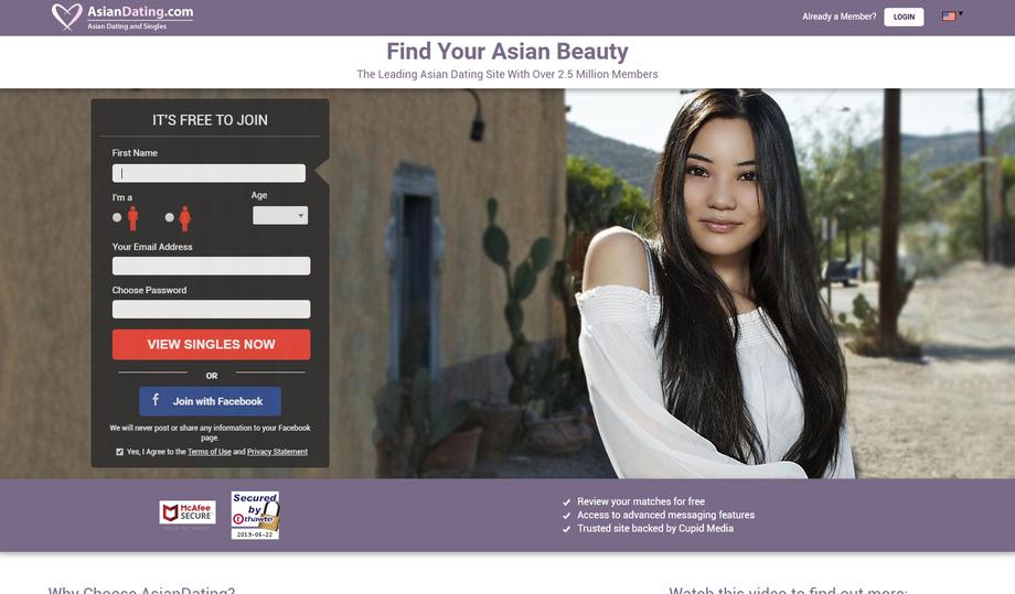liste over 100 gratis Dating Sites i Asia dating av design