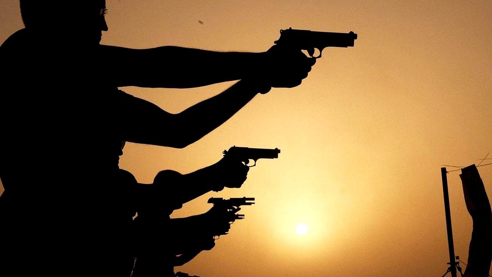 Каким оружием имеют право владеть граждане Украины?