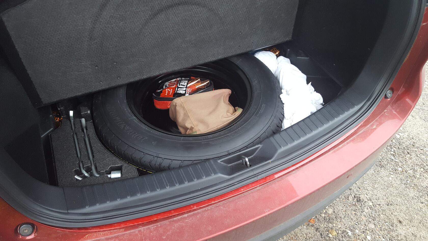 багажник mazda cx-5 второго поколения