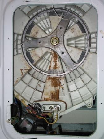 замена подшипников в стиральной машине самсунг