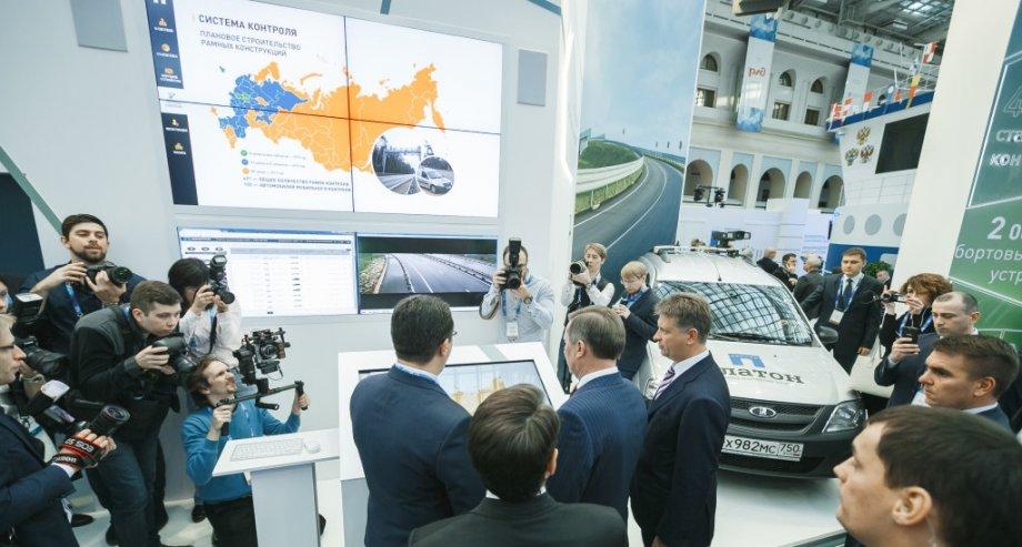 Таким образом, новая российская IT-платформа может стать основой для цифровизации всей транспортной отрасли России (фото: РТИТС)
