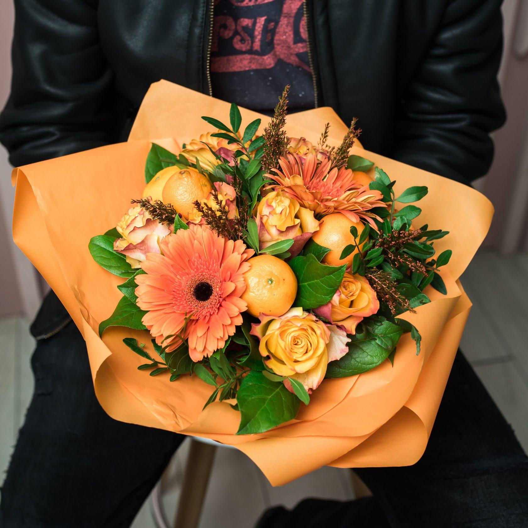 полигоне фото готовых букетов из живых цветов квартир новостройках тулы
