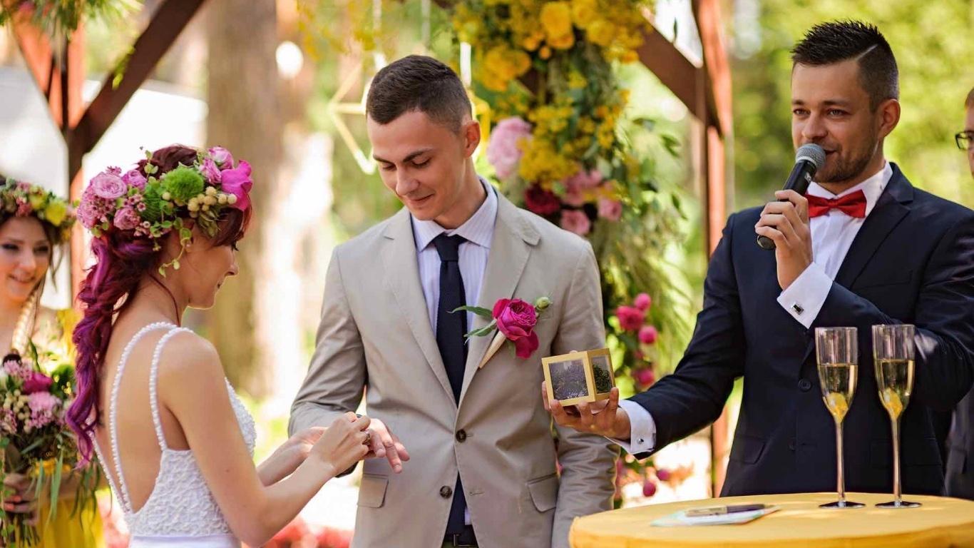 Ведущий на свадьбу — 9