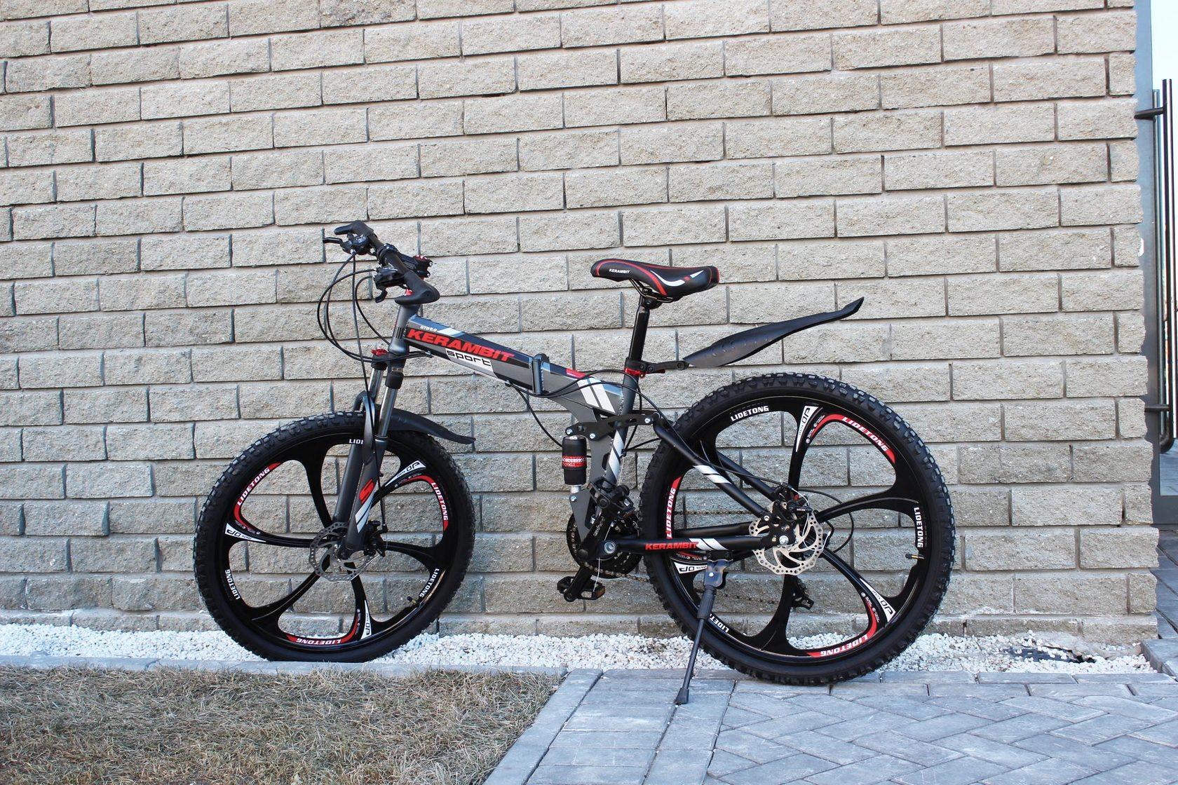 Велосипед для подростка