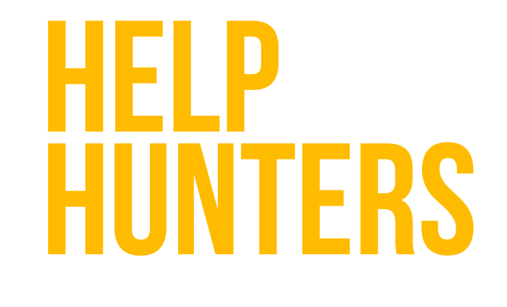 Help Hunters