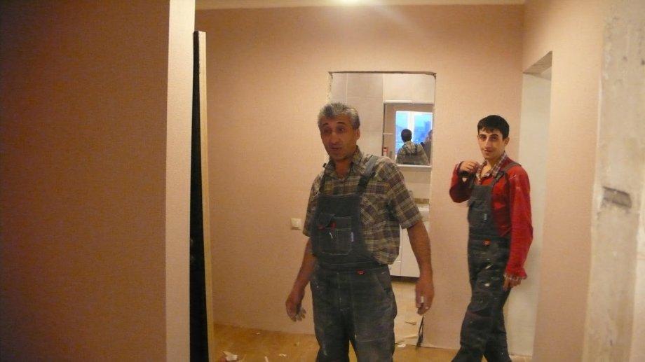 Выбор компании по ремонту квартиры или дома