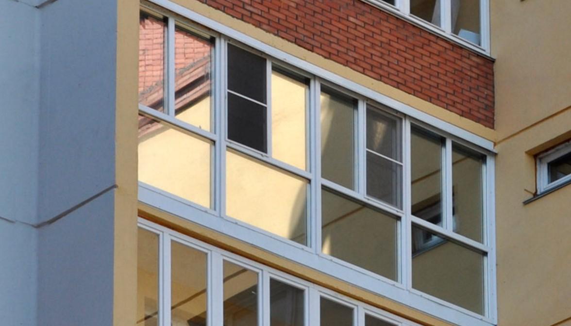 Панорамное остекление лоджий, балконов. русские окна.
