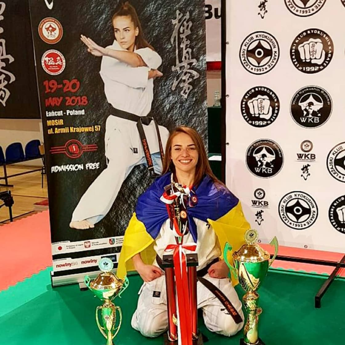 European Weight Category Karate Championships 2018