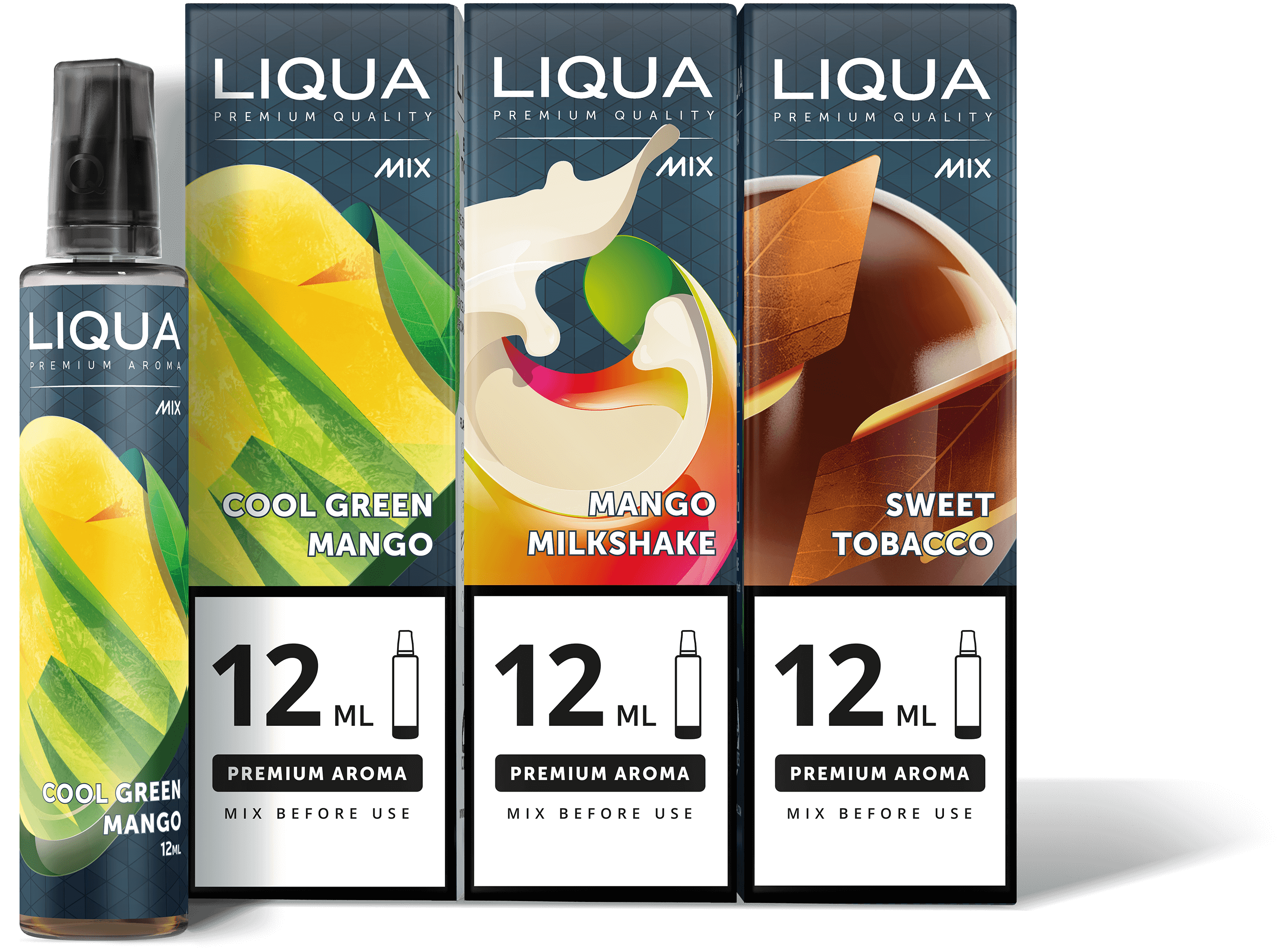 liqua eliquid aroma