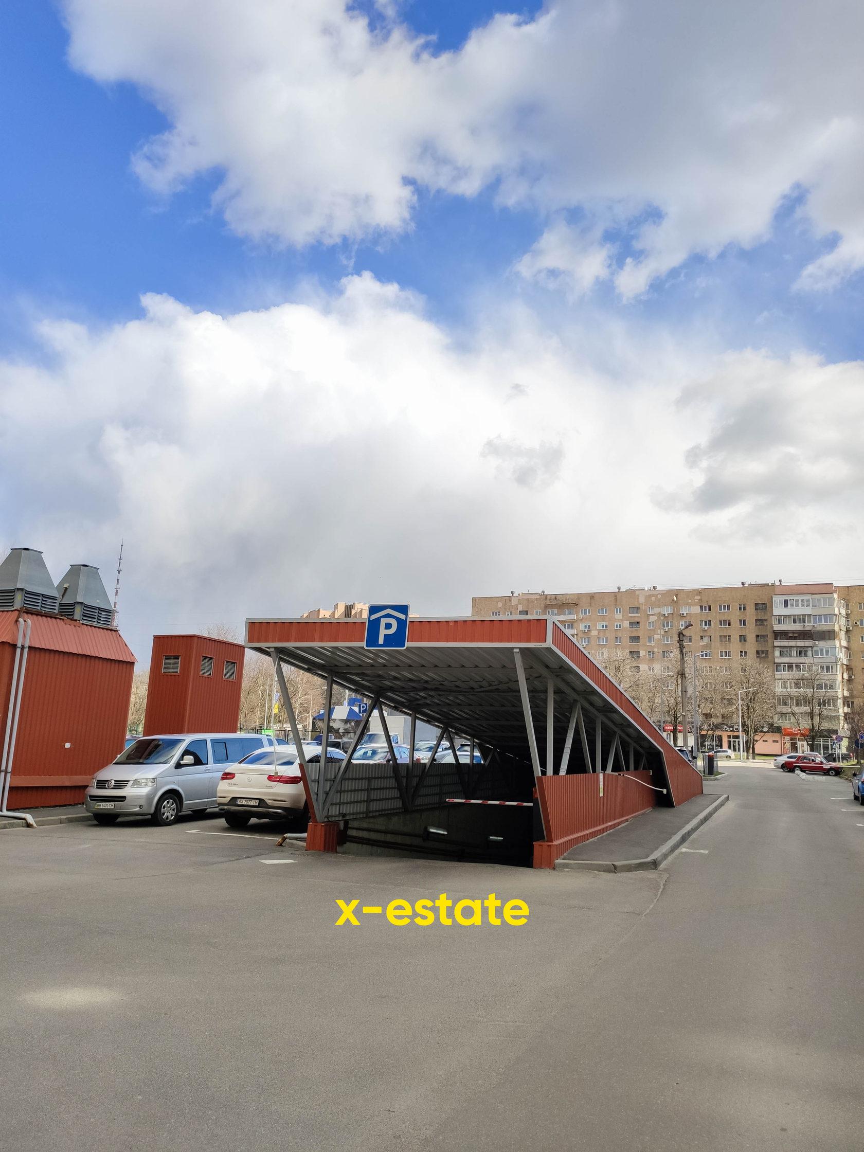 Подземнй паркинг ЖК Монте-Плаза