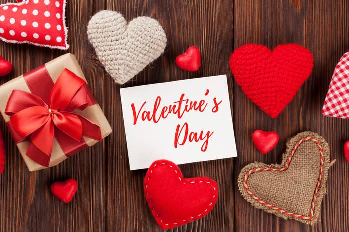 Подарок на день святого Валентина от ТЦ «ПОРТ»