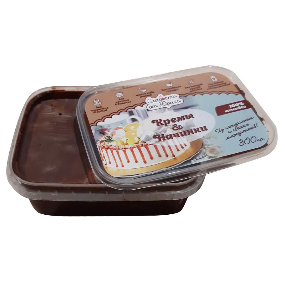 Горький шоколад «Апельсин», 300 гр