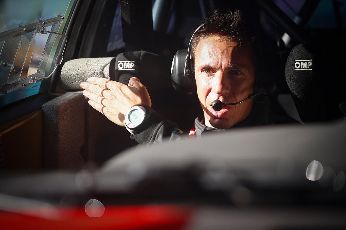 Жюльен Инграссиа, Toyota Yaris WRC, ралли Сардиния 2021