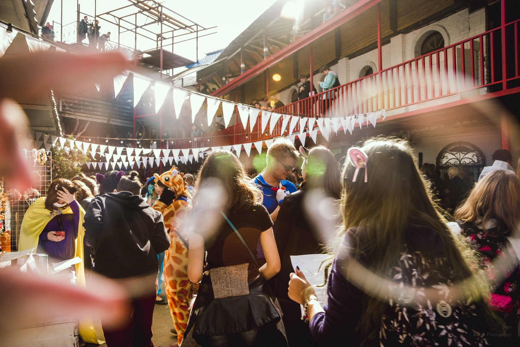 Фестиваль на Новом Вернисаже