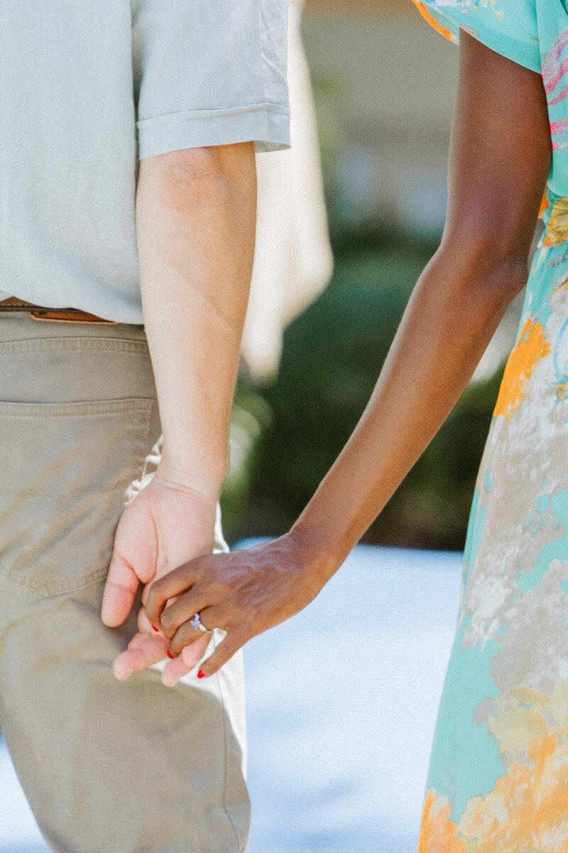 Watamu Kenyan Engagement Photography