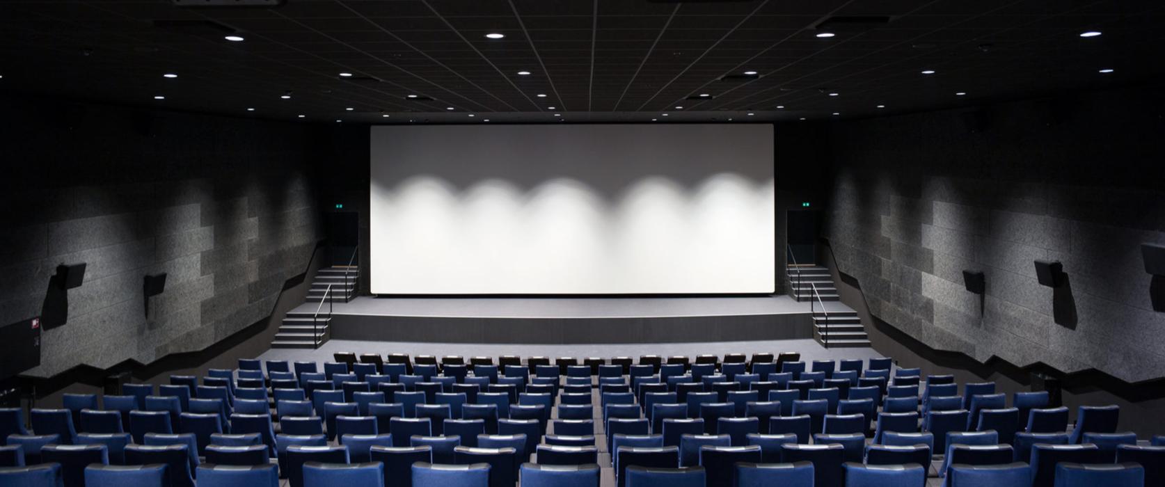 Экраны для проектора в кинотеатрах: что нужно знать при покупке