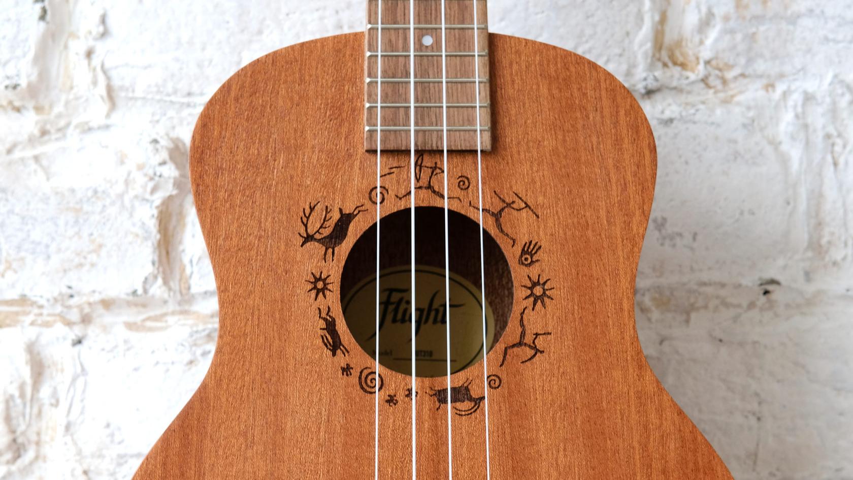 Купить укулеле тенор Flight NUT 310 в магазине ukelovers, ukulele Flight