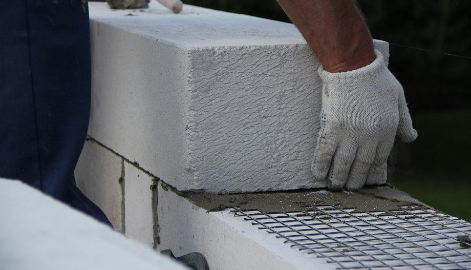 кладочная сетка для газобетонных блоков